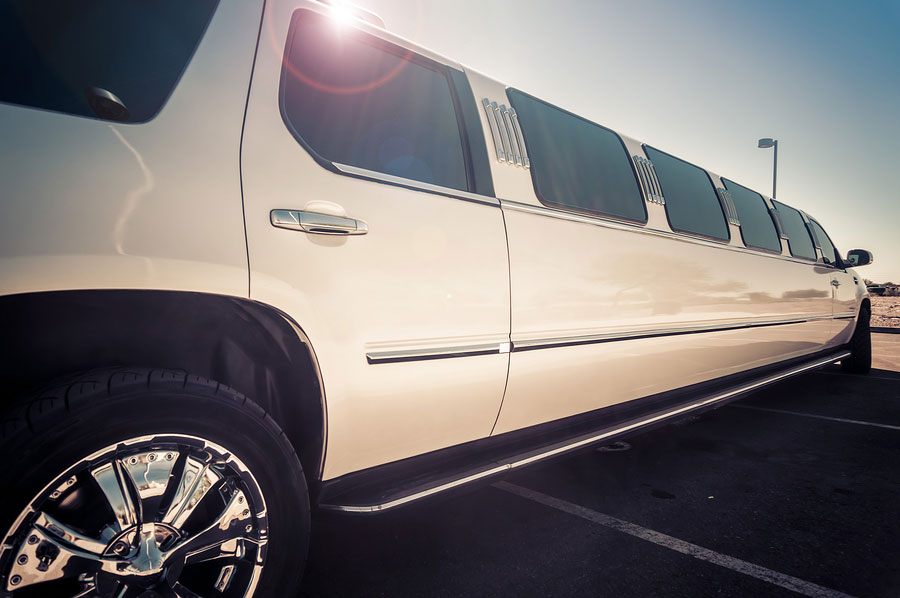 Shopping Trip Limo Hire Leeds