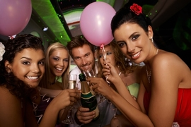 Birthdays Limo Hire Bradford