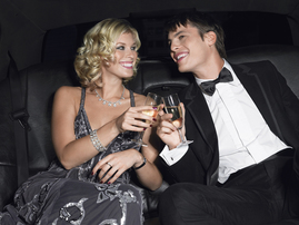 limo hire theatre trips leeds